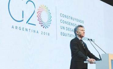 Argentina ya preside el G20, con el reto de persuadir al mundo y atraer inversiones