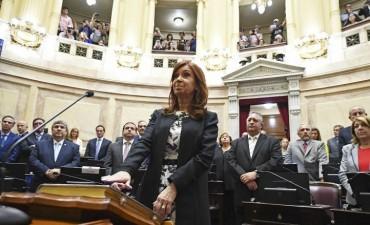 Bonadio dictó el procesamiento con prisión preventiva de Cristina Kirchner por traición a la Patria