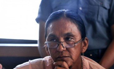 Milagro Sala será trasladada otra vez al domicilio de El Carmen  Como en la cárcel pero en otro lugar