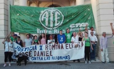 """Marcha de la Multisectorial: """"El pueblo sigue resistiendo en la calle"""", dijo Muntes"""
