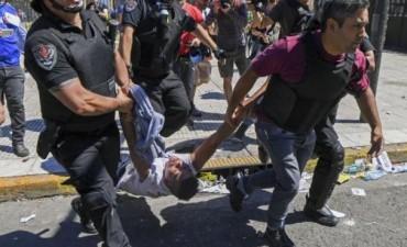 Consideran inconstitucional el pedido de un fiscal para no liberar a detenidos en manifestaciones