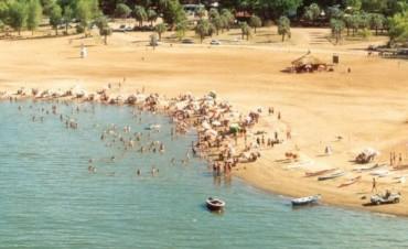 El río Uruguay sigue creciendo y peligra la temporada de playas para varias ciudades ribereñas
