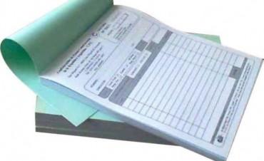Monotributistas podrán seguir utilizando las facturas impresas antes del 1 de noviembre