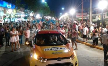 Entre Ríos promociona su turismo en Carlos Paz