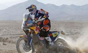 Rally Dakar: Llegó el triunfo para Marc Coma