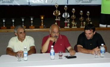 Se promocionó la 30º edición de la Prueba Atlética Internacional del Chamamé