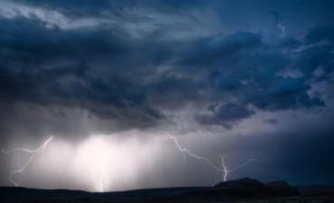Rige un alerta por tormentas en Entre Ríos y otras tres provincias