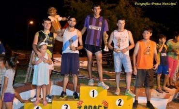 Se corrió la prueba preparatoria de la Maratón Internacional de Federal