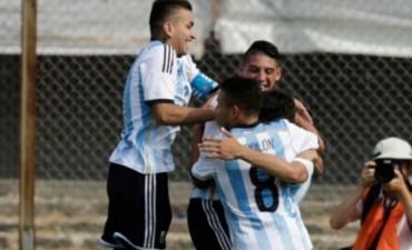 Sudamericano Sub 20: Argentina tendrá una exigente prueba ante Colombia