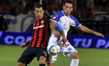 Con gol de Caruzzo, San Lorenzo le ganó a Godoy Cruz en Mendoza