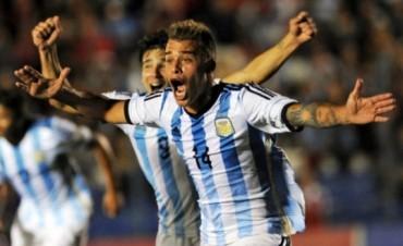 Argentina rescató un punto ante Colombia en el Sudamericano