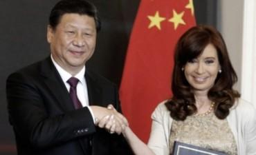 Cristina llega China para fomentar el creciente vínculo comercial y estratégico entre ambos países