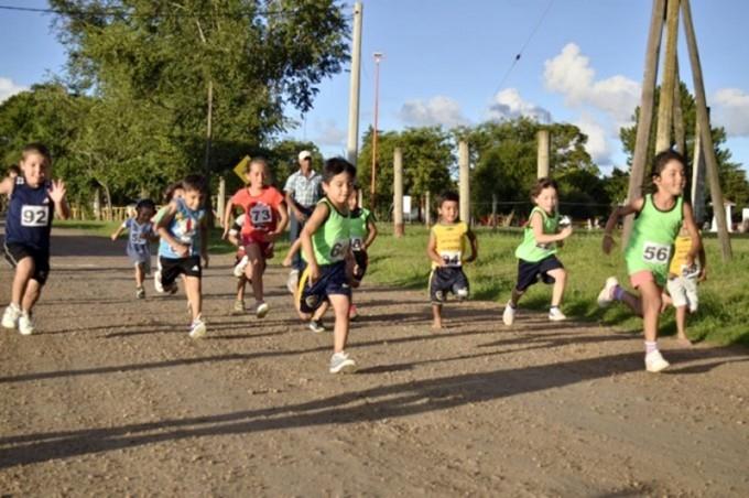Se realizó la maratón preparatoria rumbo a la mayor del Chamamé