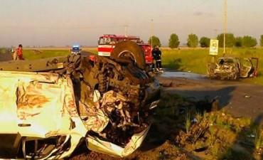Un joven oriundo de General Campos falleció en un accidente sobre ruta 18, su padre al enterarse se quito la vida