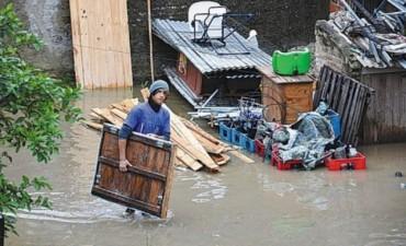 Se espera para el fin de semana el retorno de evacuados a sus hogares