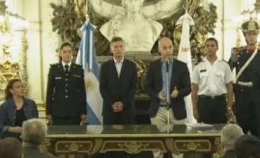 Macri firma el traspaso de la Policia Federal a la ciudad de Buenos Aires