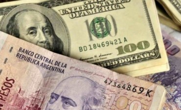 Por fuerte demanda, el dólar supera los 14 pesos