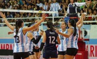 En el preolímpico de Voleibol femenino Las Panteras vencieron a Chile