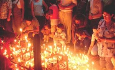 Unos 200 mil fieles veneran al Gauchito Gil en Corrientes
