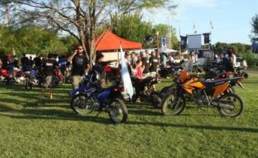 Con gran éxito finalizó el 4 Moto-Encuentro Solidario de Federal