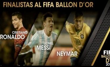 Lionel Messi va por su quinto Balón de Oro
