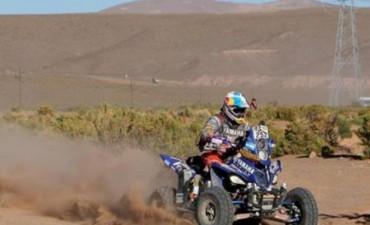 Dakar 2016: los Patronelli coparon el podio en la octava etapa