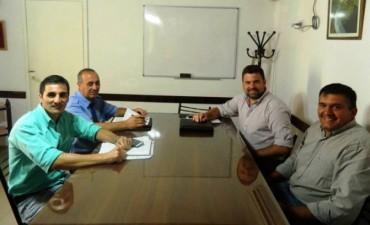 El Presidente Municipal se reúne con el sindicato de empleados municipales