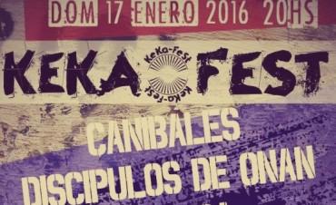 Keka Fest 2016 en el Camping Municipal