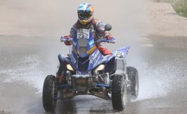 Marcos Patronelli se quedó con el Dakar en cuatriciclos