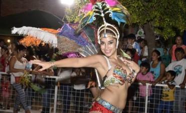 Impresionante comienzo de Carnaval en Federal
