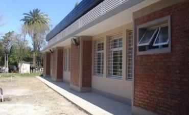 Reunión interinstitucional relacionada  con la habilitación del nuevo edificio de la escuela agrotecnica