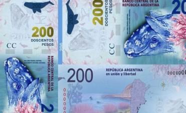 Ante la polémica modificarán el dibujo del billete de 200 pesos