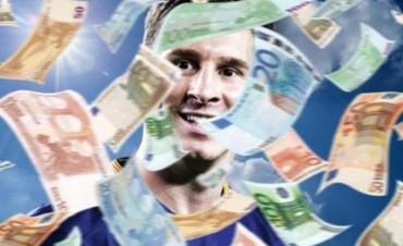 Messi duplicará sus ingresos en la próxima temporada