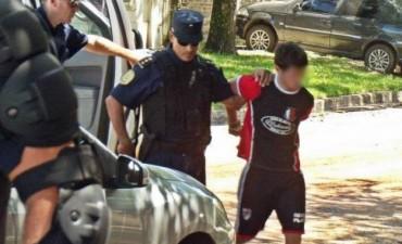 Dictaron prisión preventiva para los 8 detenidos por los graves incidentes en el barrio El Silbido