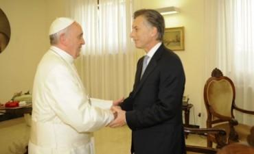 El Vaticano ratificó la reunión el 27 de febrero entre Macri y el papa Francisco