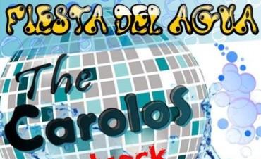 Fiesta del Agua en el Polideportivo Municipal