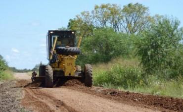 Informaron importantes trabajos por parte de la Zonal II de Vialidad Provincial