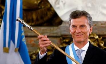 Macri, tras varios días de descanso, vuelve a trabajar y es noticia