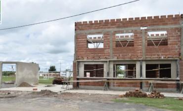 SE AVANZA CON LA CONSTRUCCIÓN DEL NUEVO SECTOR DE BOLETERÍAS E INGRESO AL ANFITEATRO
