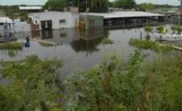 INUNDACIONES:  EL MAYOR DESASTRE QUE AMENAZA  AL PAIS