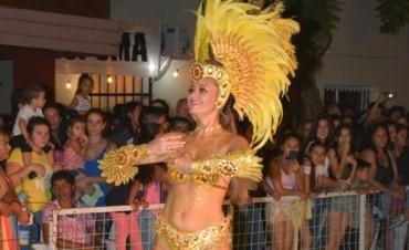 Se realizó la primer noche de los Carnavales federalenses del Club Ateneo