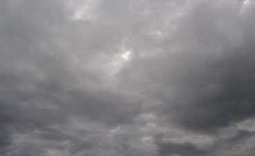 Renuevan el alerta por probables tormentas para el sur de Entre Ríos