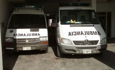 Desde el sábado pasado el hospital Urquiza ya cuenta con una ambulancia mas