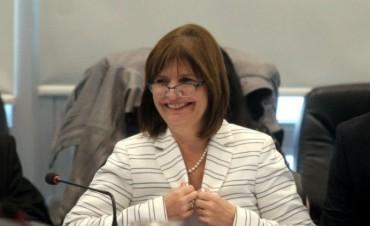 Hackearon la cuenta de la ministra Patricia Bullrich