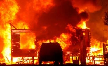 Más de 40 detenidos por incendios forestales en Chile que empiezan a ceder