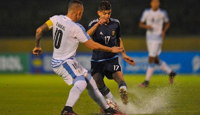 Argentinita fue una sombra y terminó goleado