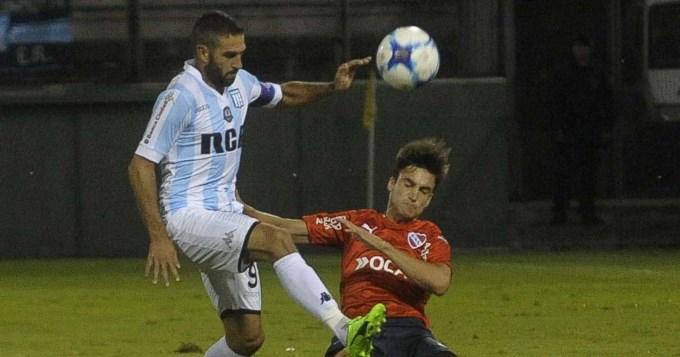 Racing e Independiente se enfrentan en Mar del Plata por la revancha