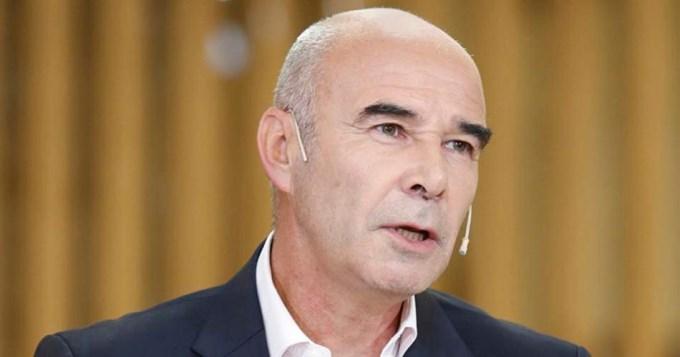 Gómez Centurión ofreció