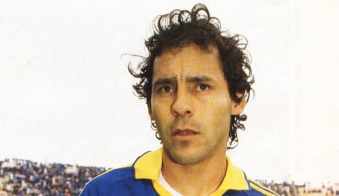 Murió el ex Boca Roberto Cabañas