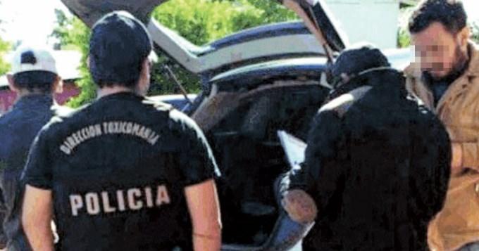 Narcos blindan vehículos para transportar drogas